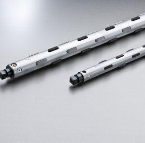 pneumatic lug shaft CST systems