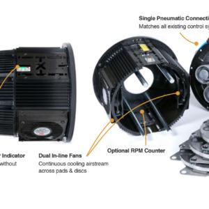 renova turborex brake detailed graphic
